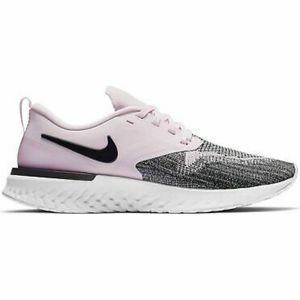 NIKE WOMENS ODYSSEY REACT 2 FLYKNIT RUNNING SHOES